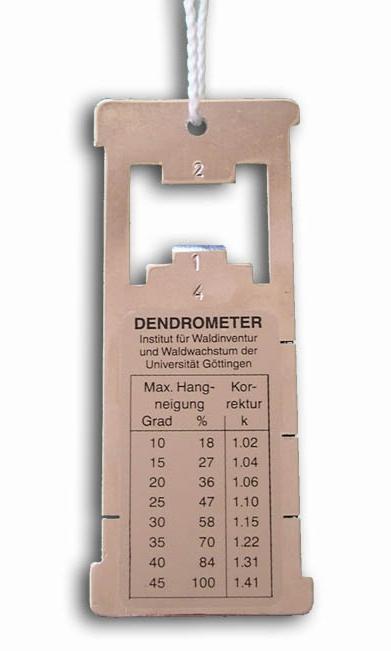 Dendrometer
